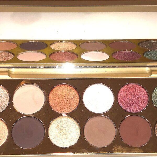 STILA AFTER HOURS EYE SHADOW PAETTE SHADES