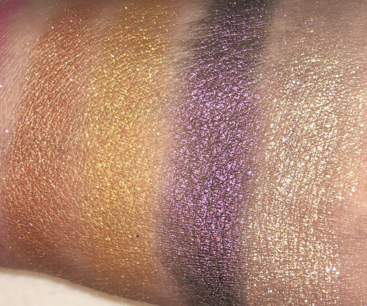 PARTY SHADE SWATCHES