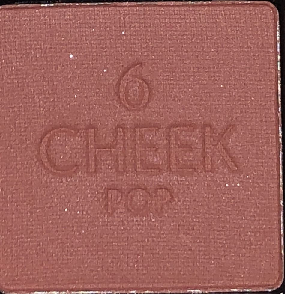 6 CHEEK POP