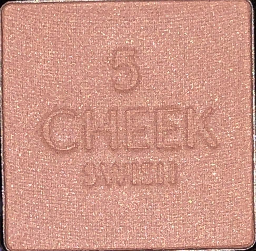 3 CHEEK SWISH