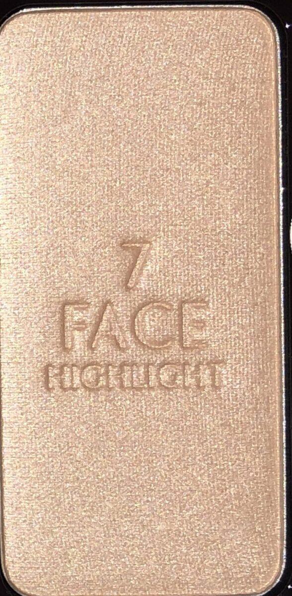 7 FACE HIGHLIGHT