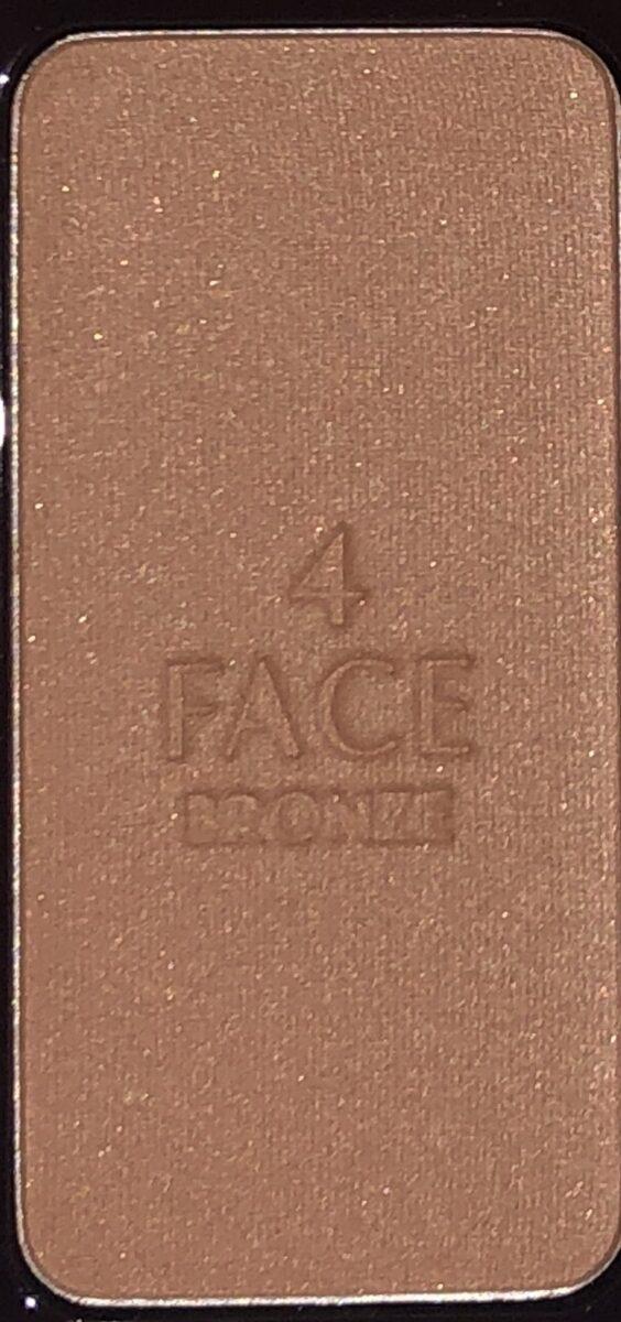4 FACE BRONZER