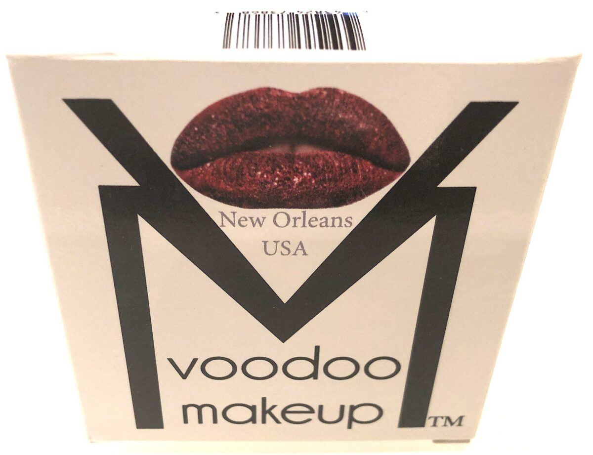 VOODOO MAKEUP OUTER BOX