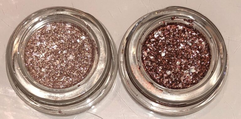 PRESSED, SMOOTH, CIATE MARBLED METALS EYESHADOWS
