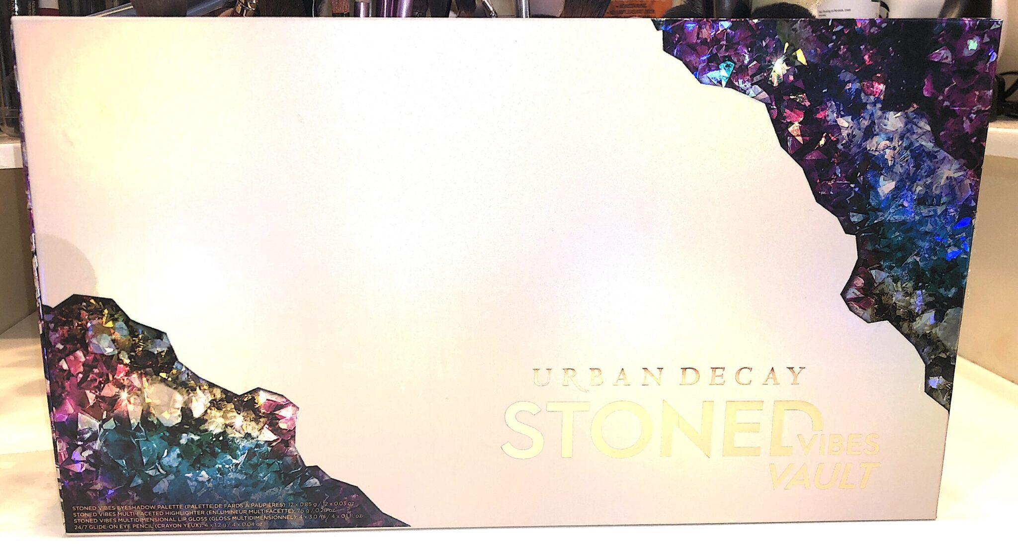 Stoned Vibes Vault Gift Set Outer Box