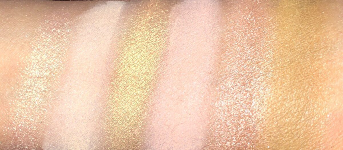 SWATCHES : THE NUDES