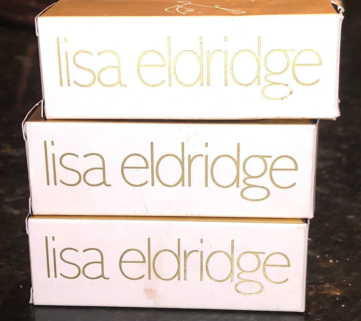 LISA ELDRIDGE TRUE VELVET COLLECTION LIPSTICKS
