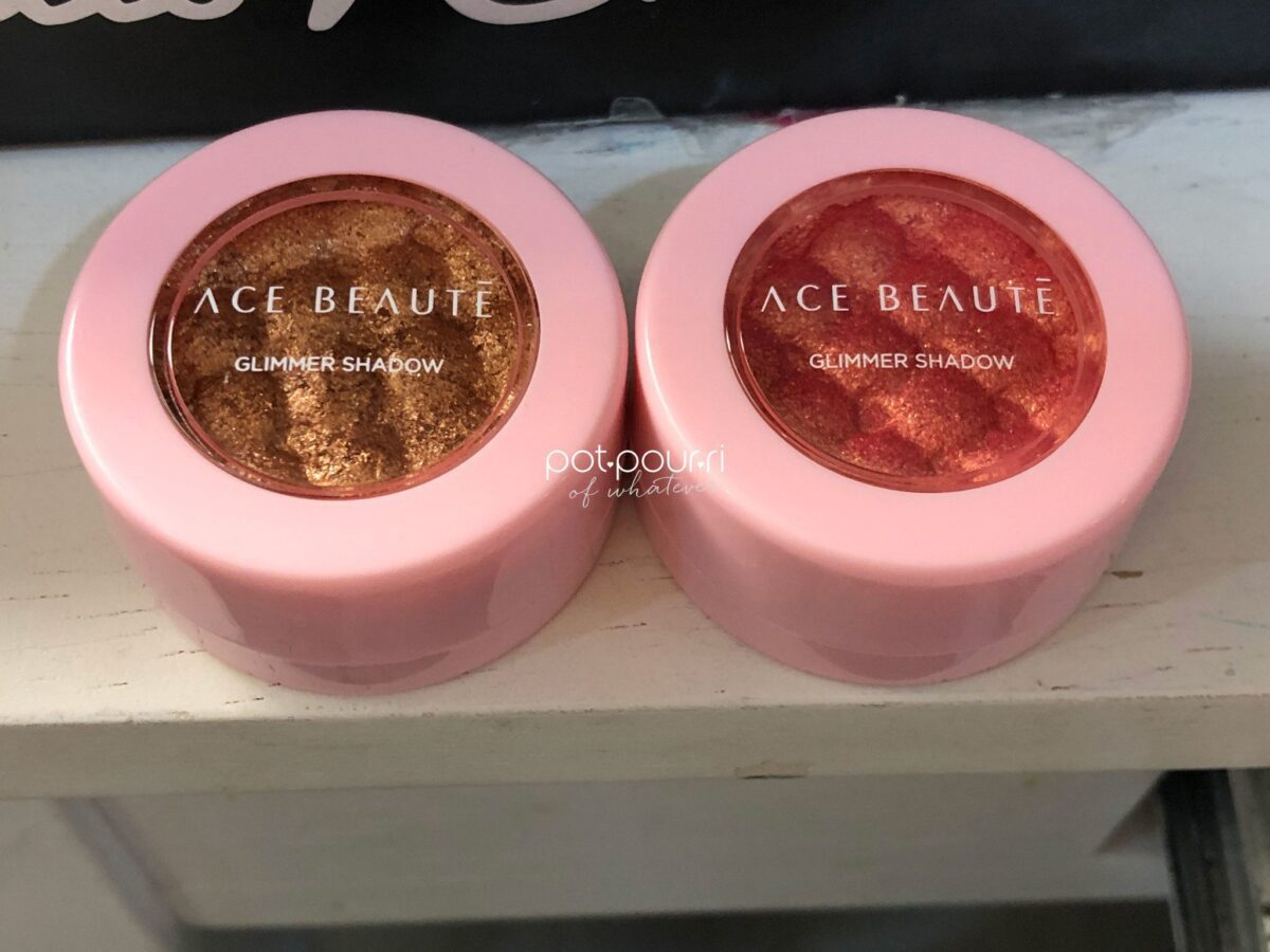 ACE BEAUTE EYE SHADOW DUO