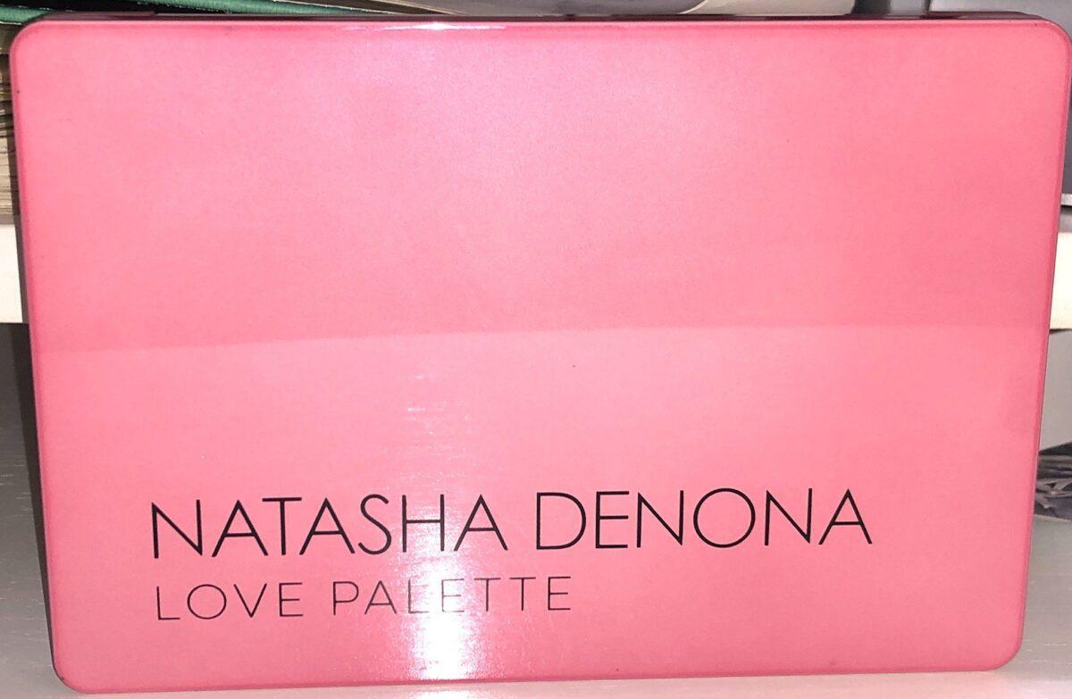 THE NATASHA DENONA LOVE PALETTE