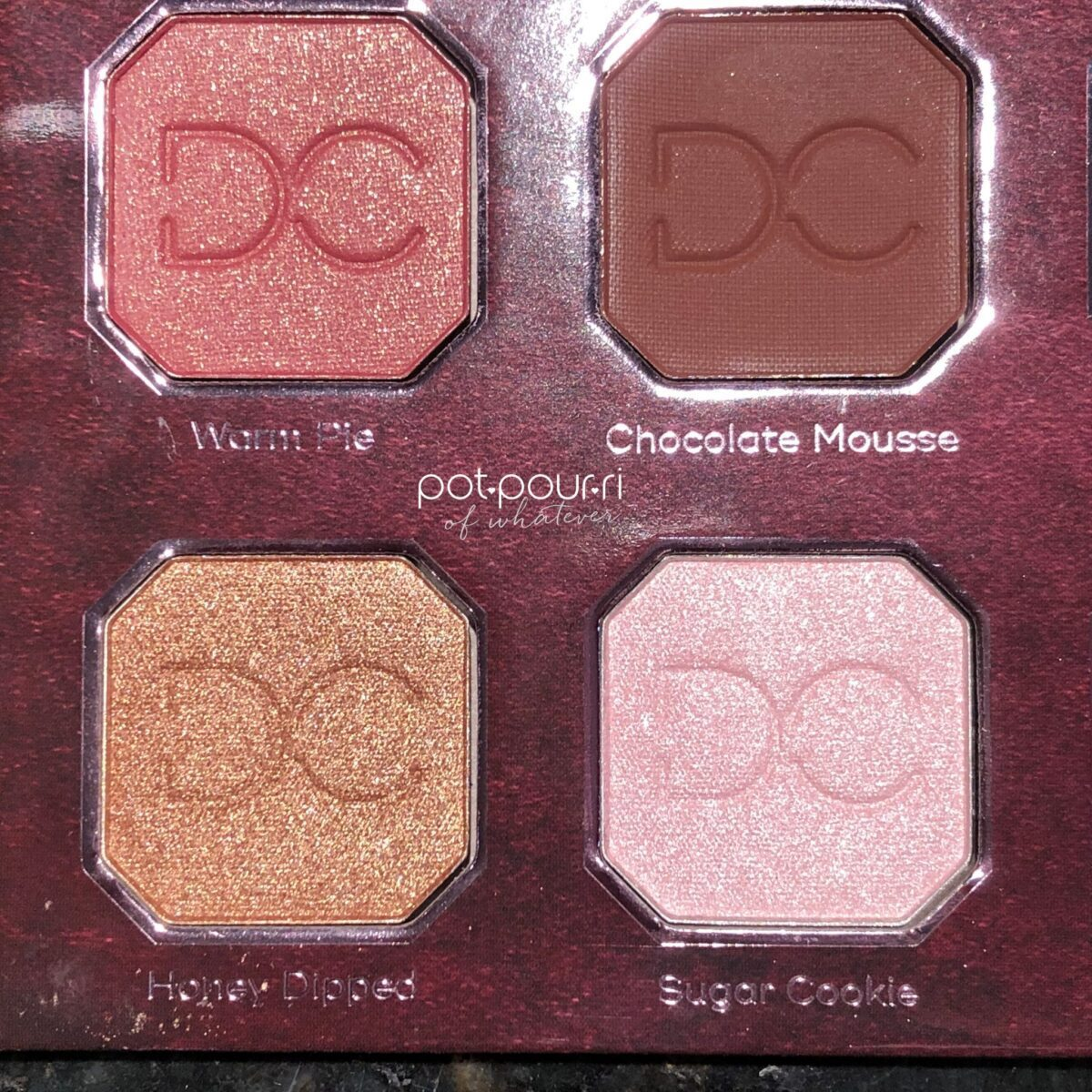 DOMINIQUE BERRIES + CREAM SQUARE 1