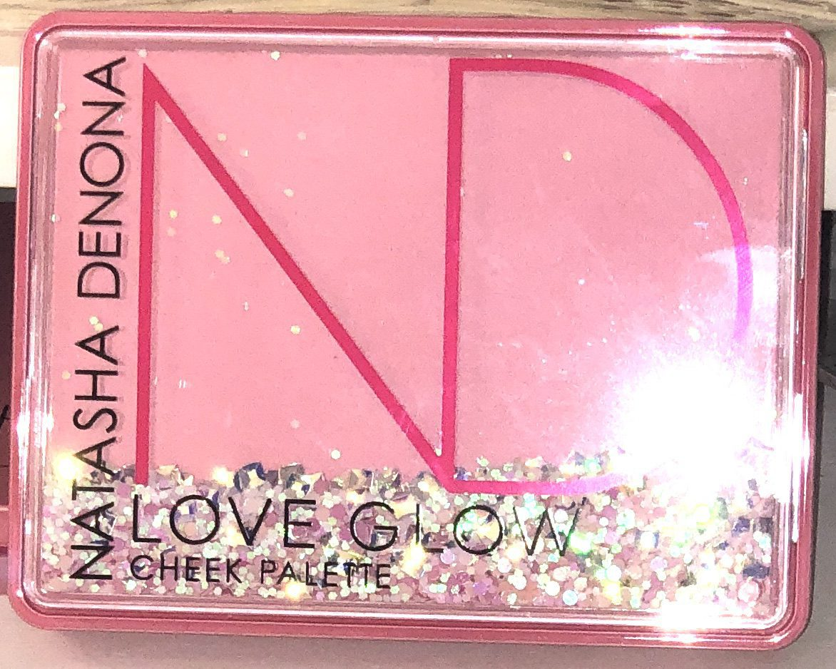 THE LOVE GLOW CHEEK PALETTE