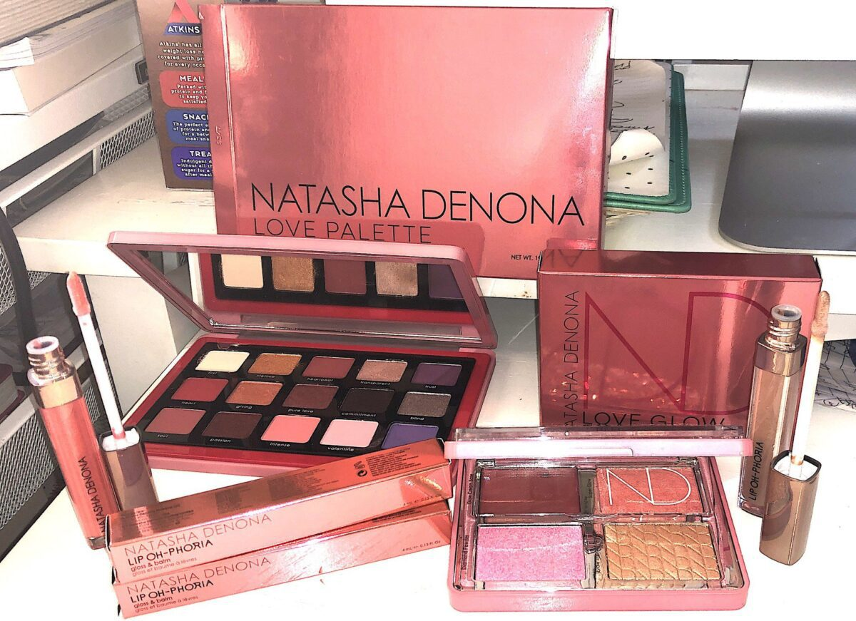 THE NATASHA DENONA LOVE STORY COLLECTION PT 2