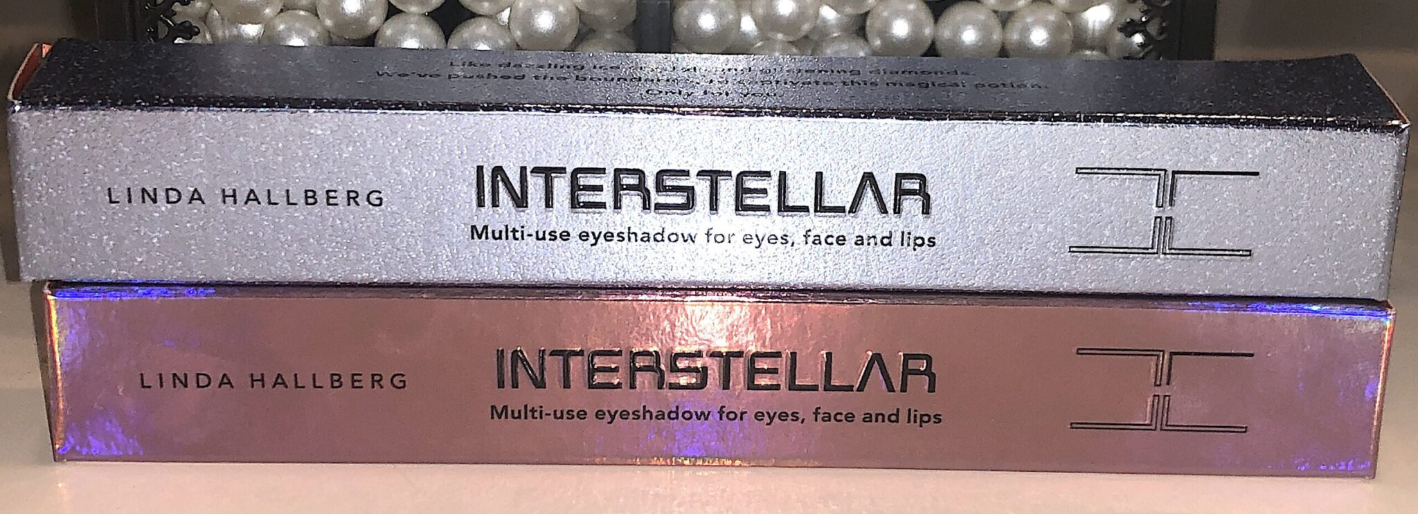 INTERSTELLAR LIQUID EYESHADOW PACKAGING