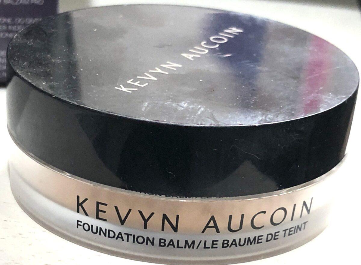 KEVYN AUCOIN FOUNDATION BALM JAR