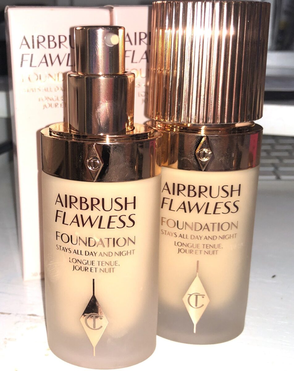 CT AIRBRUSH FLAWLESS FOUNDATION
