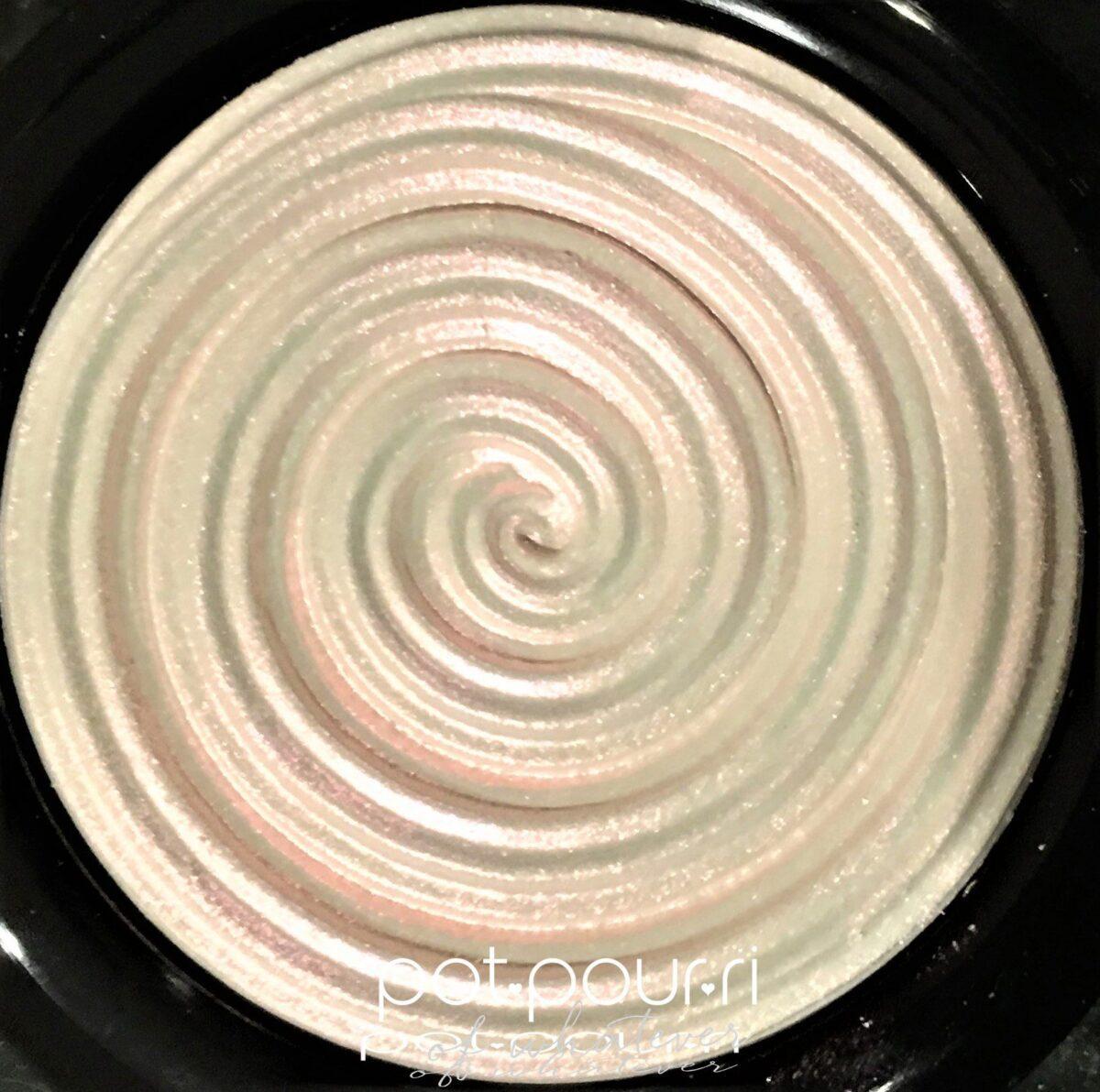 baked gelato swirl diamond dust