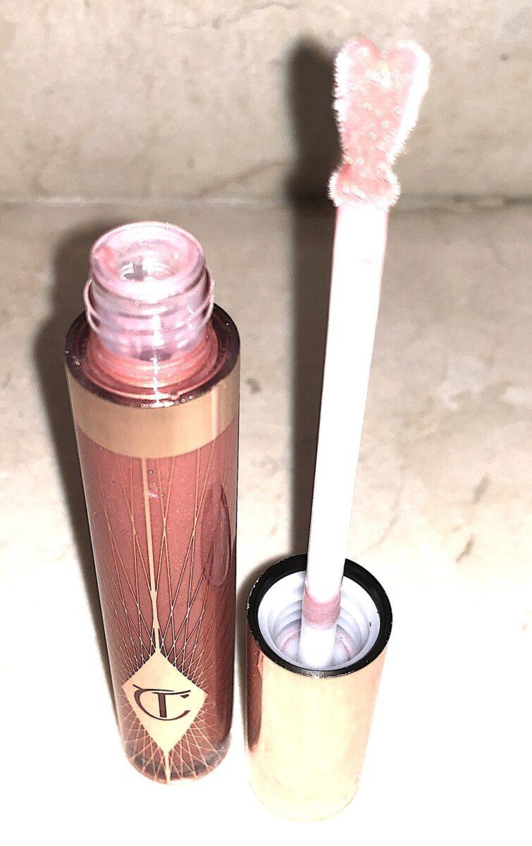 the peachy plump collagen lip bath