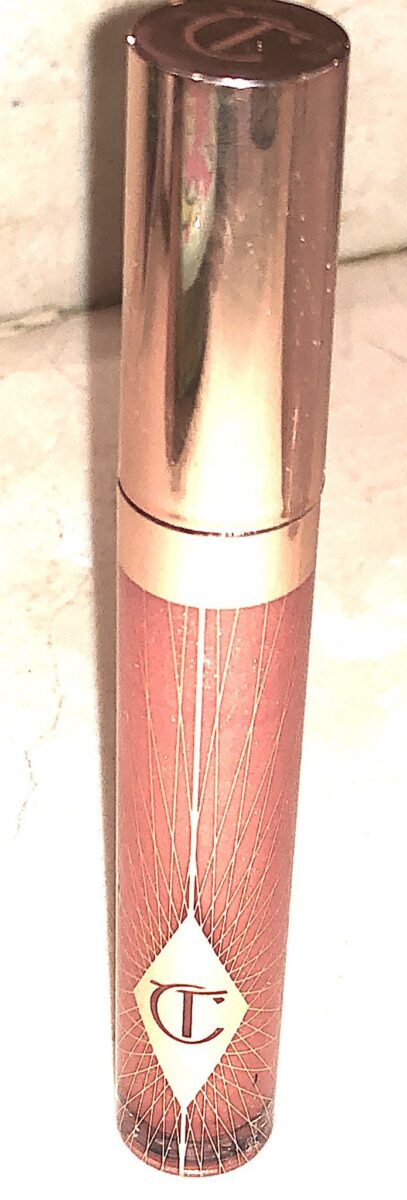 THE COLLAGEN LIP GLOSS TUBE IS SUPERSIZED