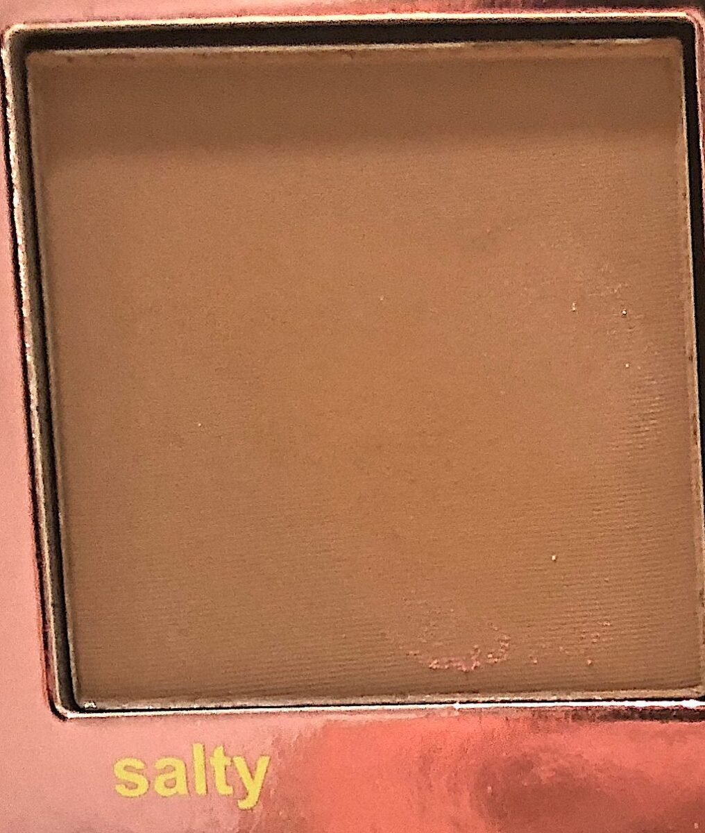 LIME CRIME SUNKISSED FACE PALETTE SHADE SALTY