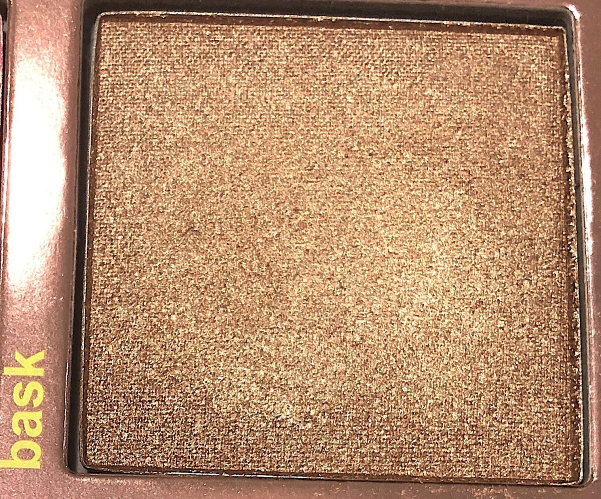 THE SHADE BASK IS ANOTHER BRONZE SHADE
