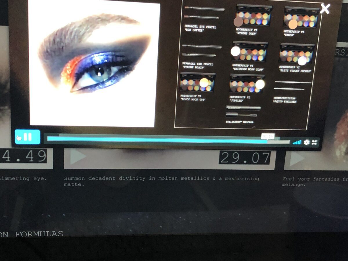 I TOOK THIS PHOTO FROM PAT MCGRATHS' WEBSITE TO SHOW THE MAKEUP ARTISTS HOW TO DO MY EYES