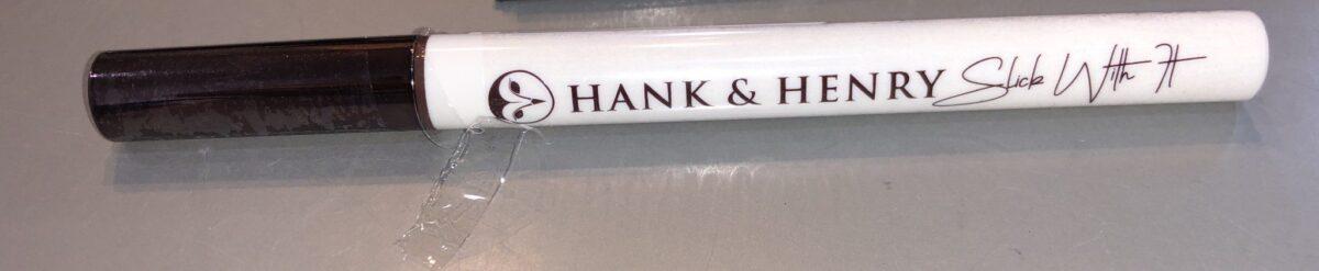HANK AND HENRY'S BLICKETY BLACK EYELINER