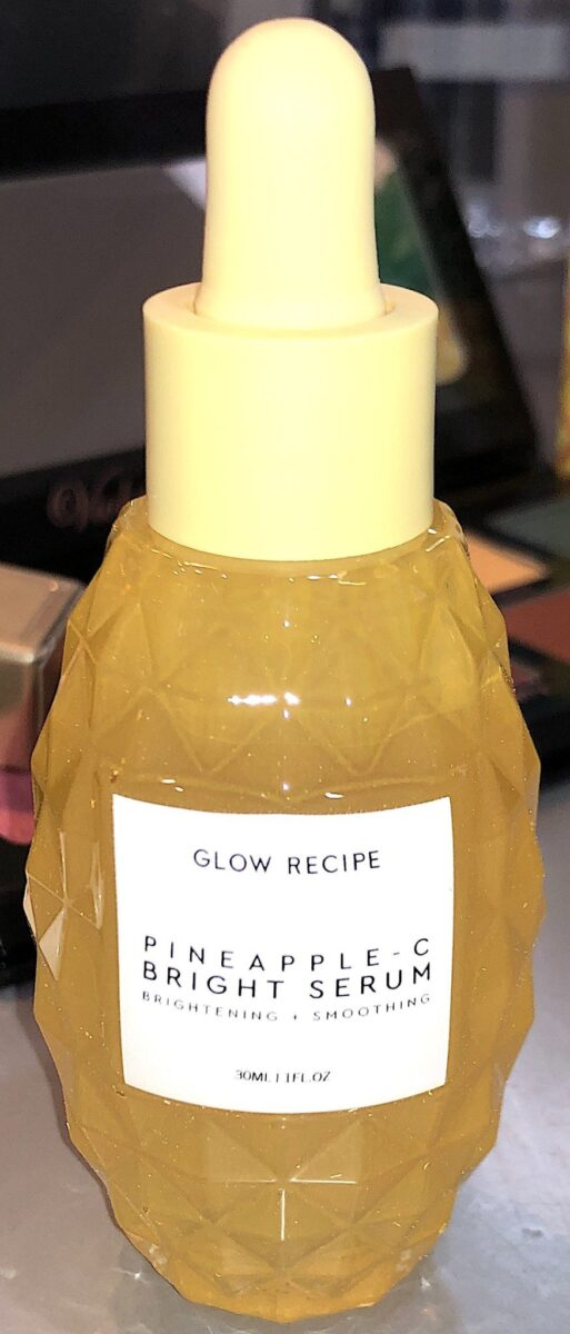 GLOW RECIPE PINEAPPLE PACKAGING