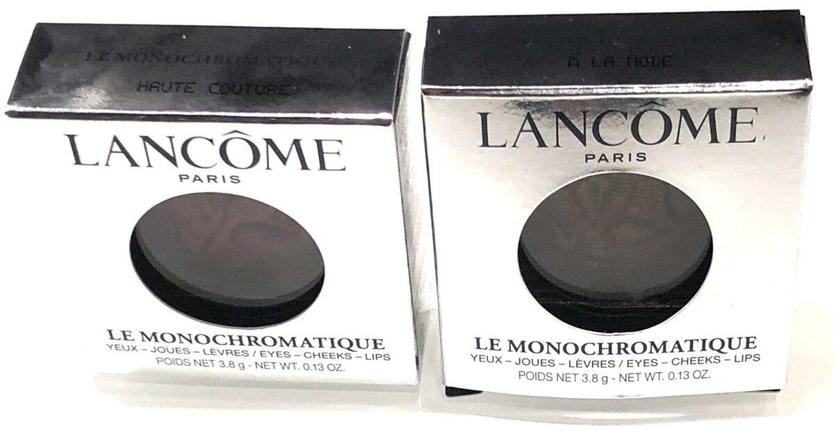 PACKAGING FOR LANCOME LE MONOCHROMATIQUE