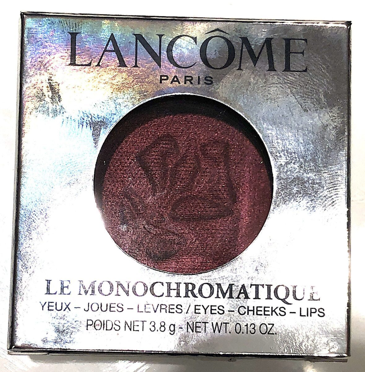 LANCOME PACKAGING HAUTE COUTURE