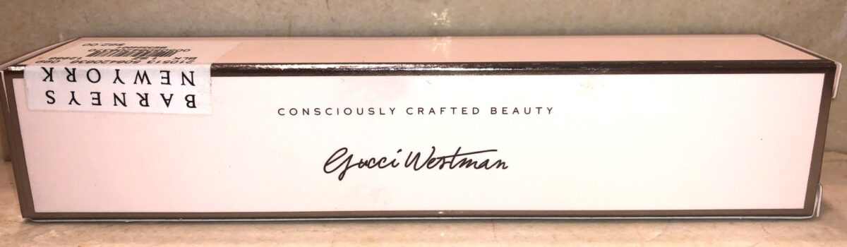 OUTER PACKAGING BOX FOR WESTMAN ATELIER EYE LOVE YOU MASCARA