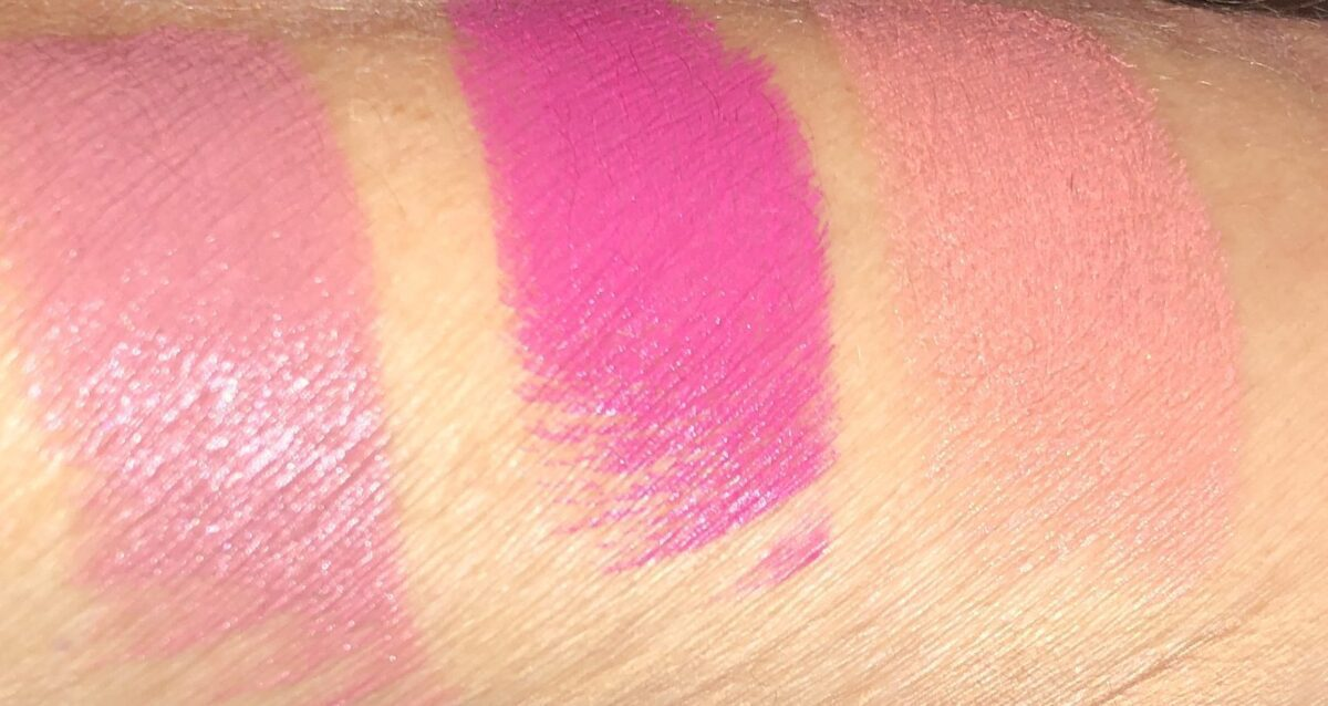 SWATCHES : PETAL, POPPET, AND MINETTE