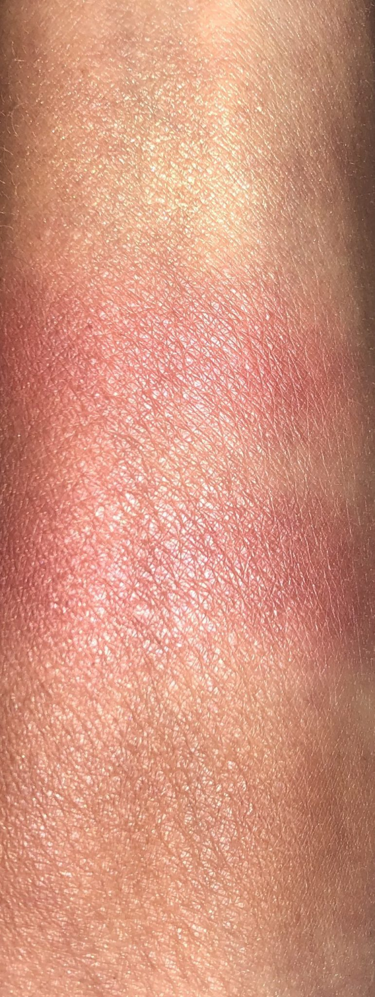 SWATCHES: TOP TO BOTTOM- SKINNY DIP, CHARMED, TEMPTED, SUNGAZE