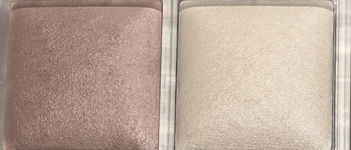 DIM LIGHT AND DIFFUSED LIGHT FINISHING POWDERS