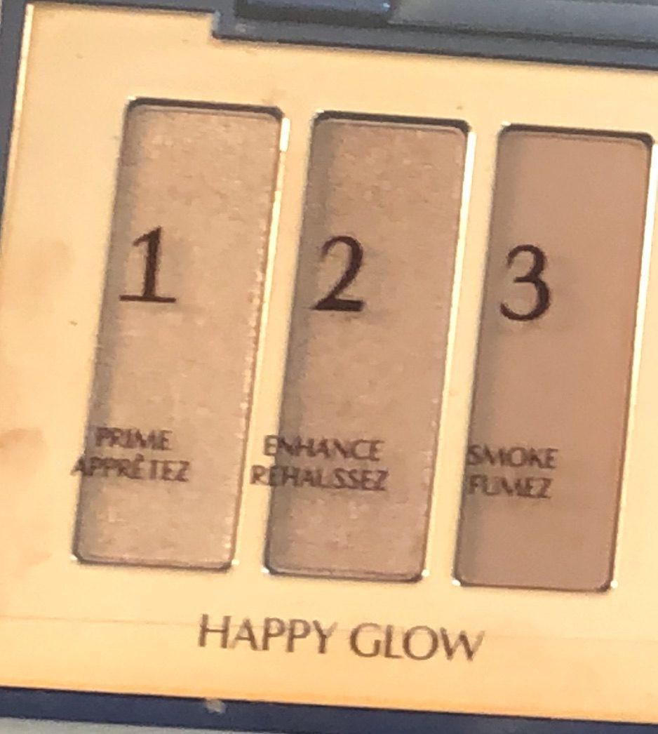 HAPPY GLOW EYES SHADES