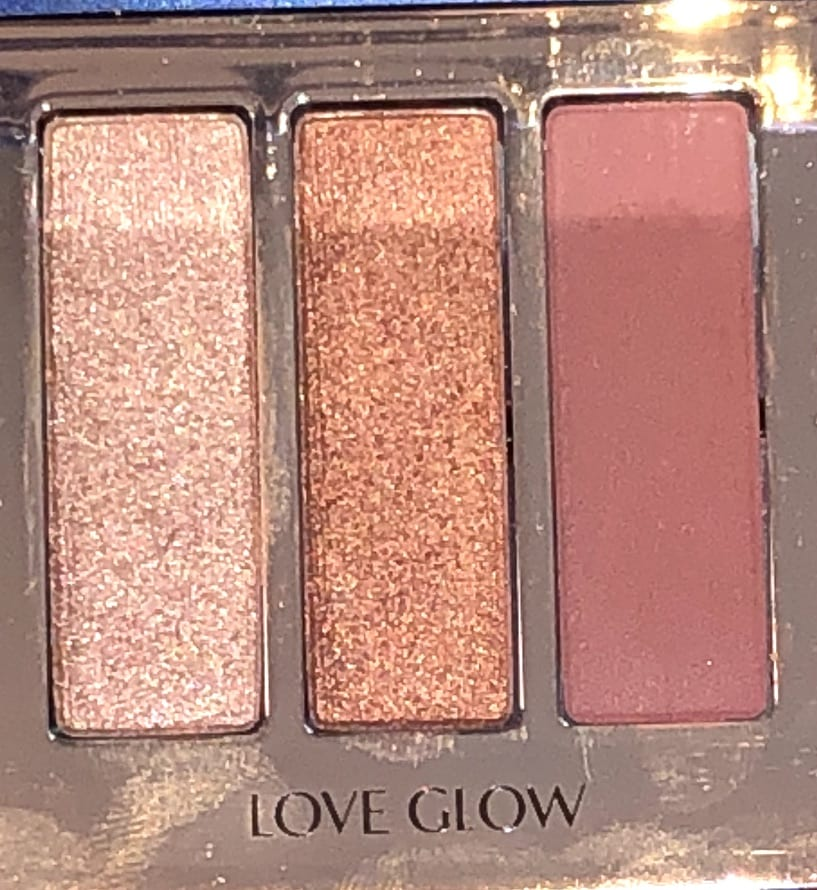 LOVE GLOW EYES SHADES 1, 2, AND 3