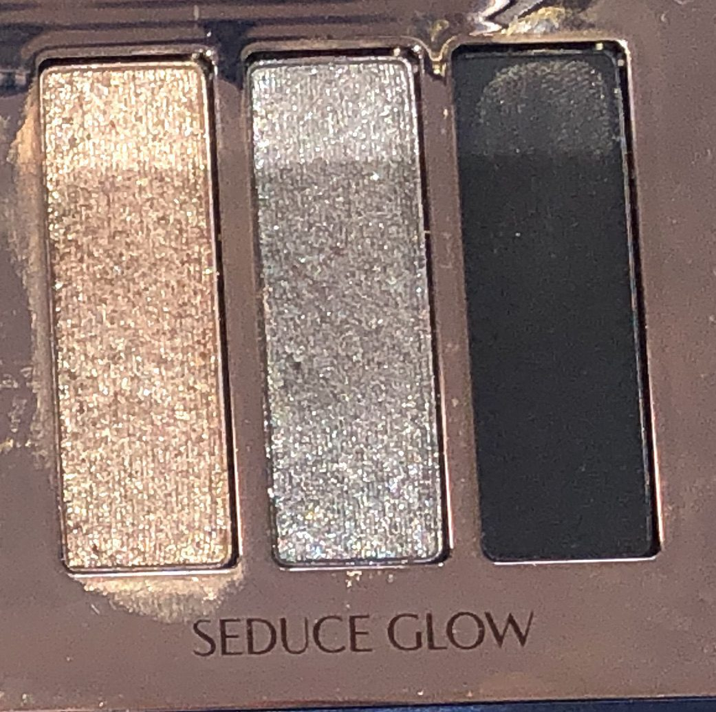 SHADES FOR SEDUCE GLOW EYES 1, 2, AND 3