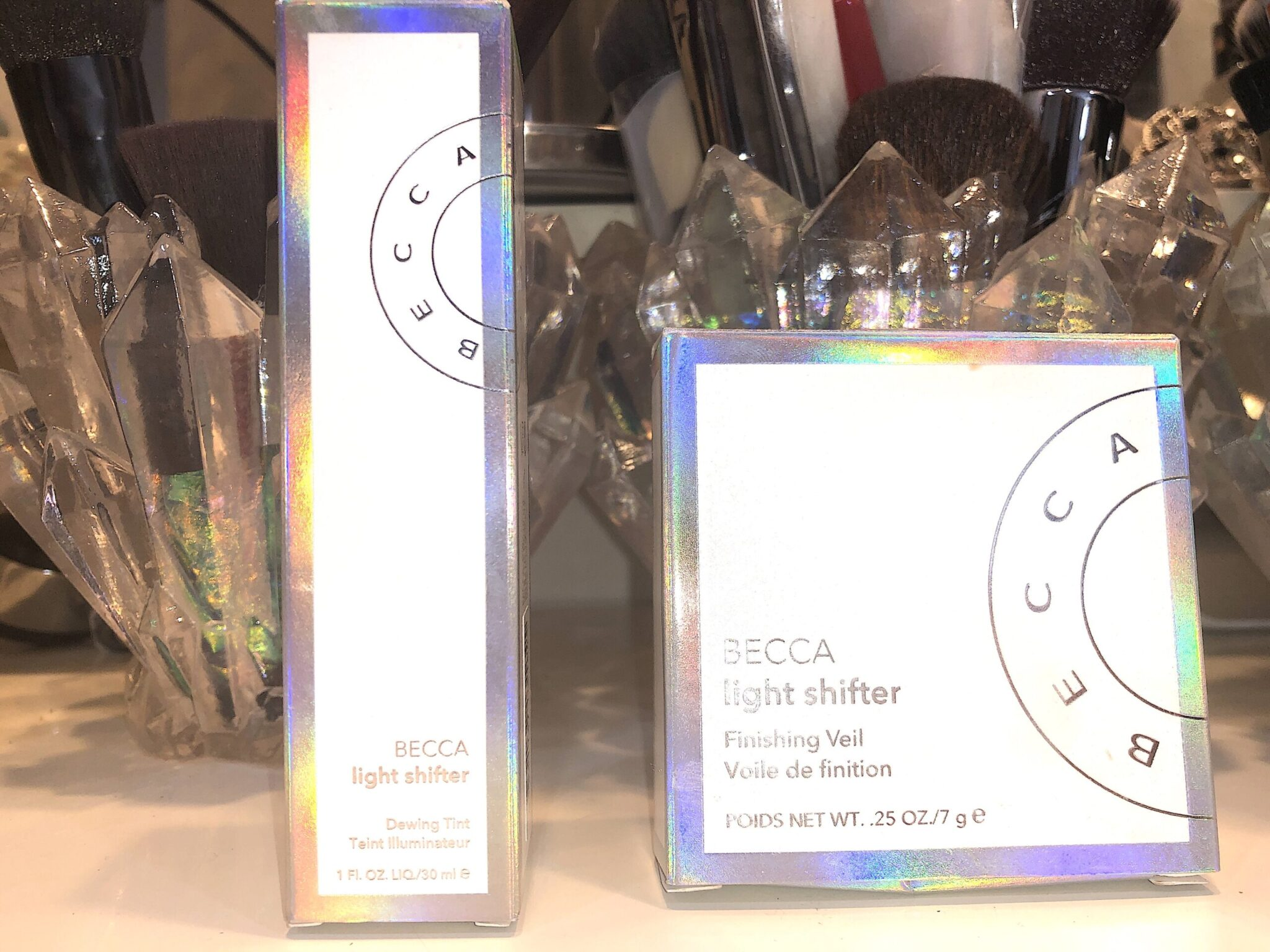 Becca LIght Shifter Outer Boxes
