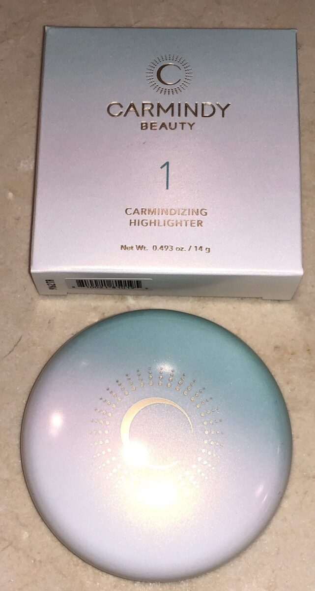 ETHEREAL HIGHLIGHTER STEP 1 5 MINUTE FACE SYSTEM PACKAGING