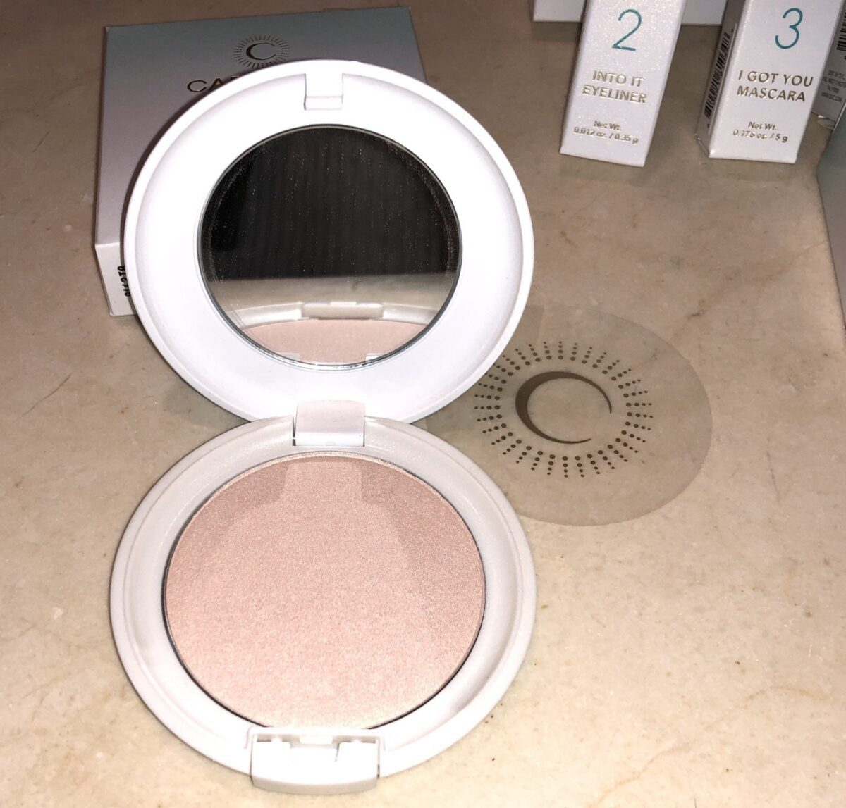 INSIDE THE CARMINDIZING HIGHLIGHTER IN ETHEREAL