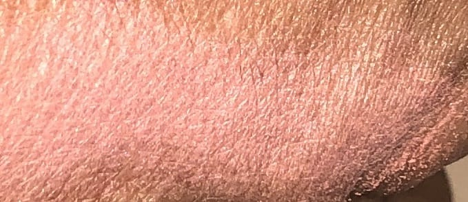 SWATCH FOR CARMINDY AT FIRST BLUSH