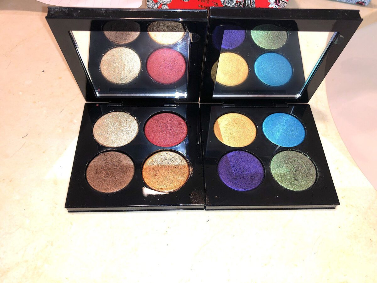 THE PAT MCGRATH BLITZ ASTRAL QUAD PALETTES