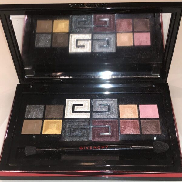 THE GIVENCHY RED EDITION HOLIDAY EYESHADOW PALETTE