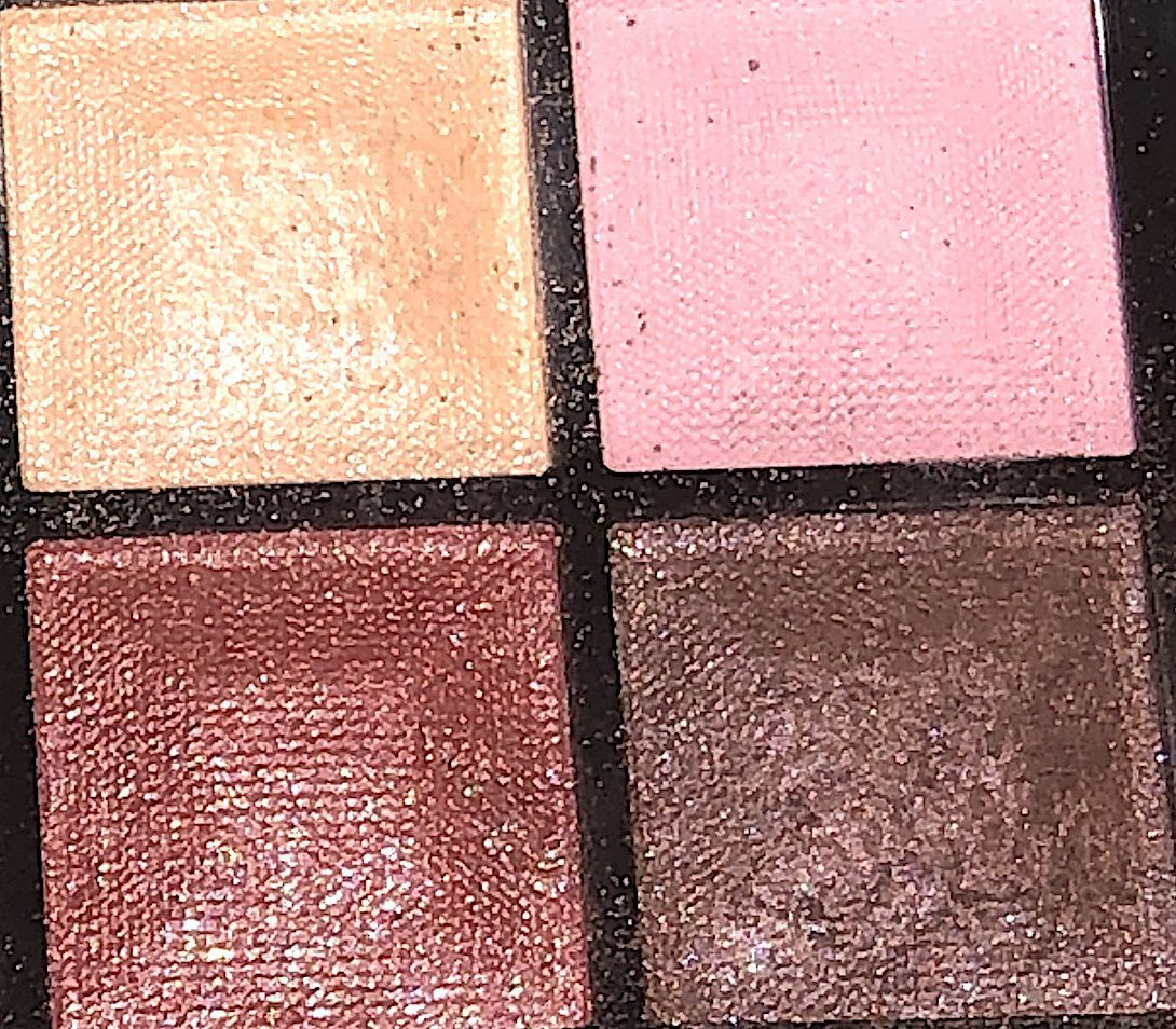 THE QUAD ON THE RIGHT SIDE OF THE GIVENCHY RED EDITON EYESHADOW HOLIDAY PALETTE