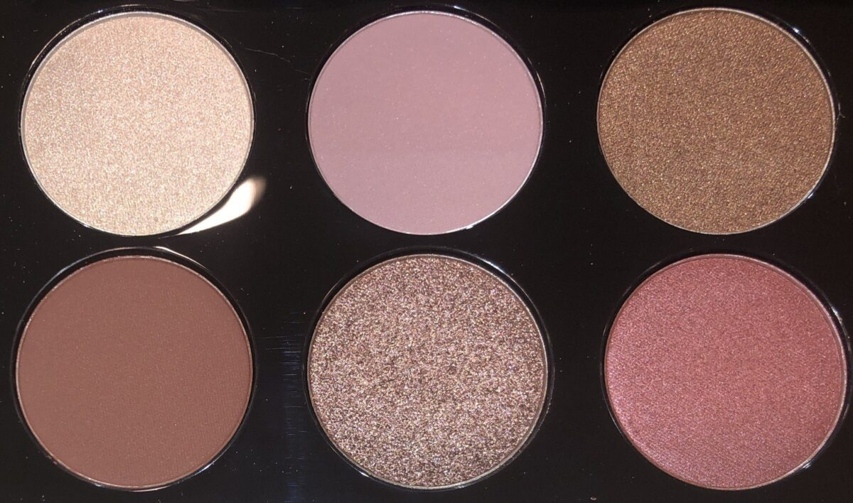 TOP : SKINSHOW NUDE, VELOURIA, SABLE BRONZE, BOTTOM : XTREME MAHOGANY, LOVE LACE, AND ROSE DUSK