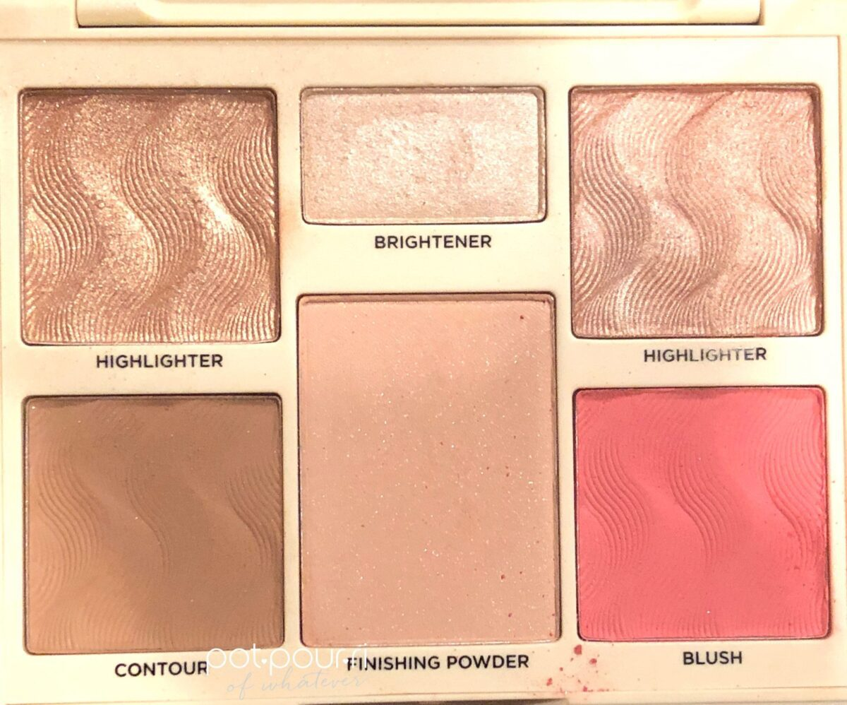 SHADES FOR COVER FX PERFECTOR FACE PALETTE