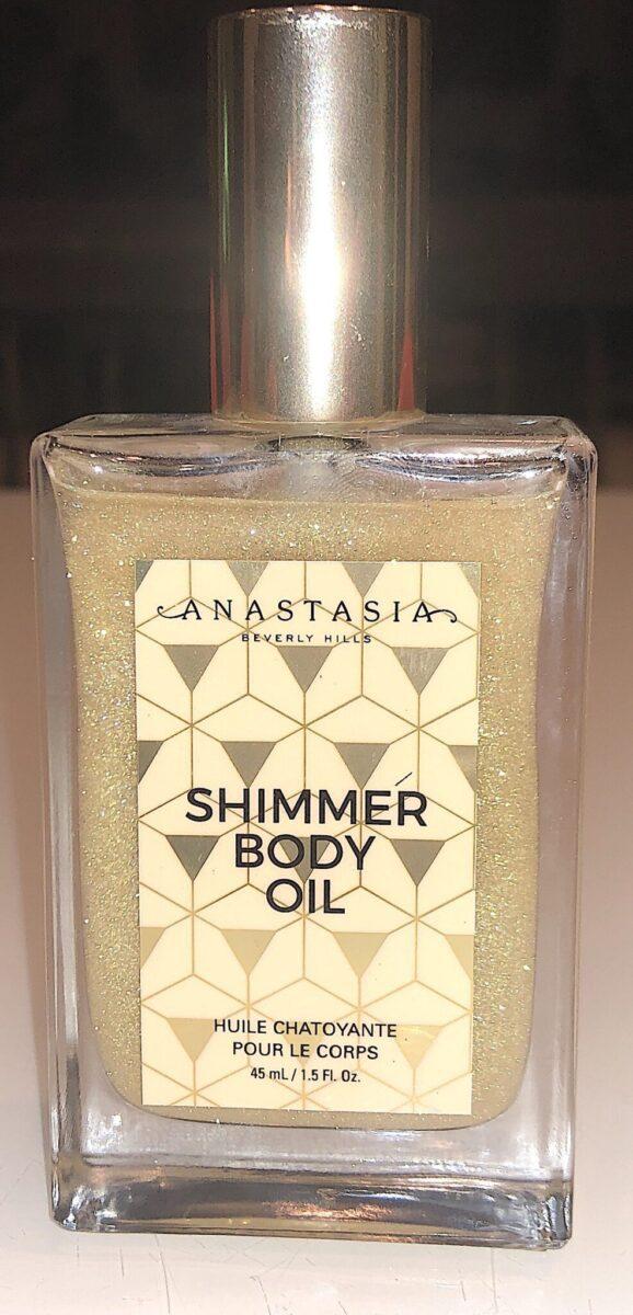 ANASTASIA SHIMMER BODY OIL