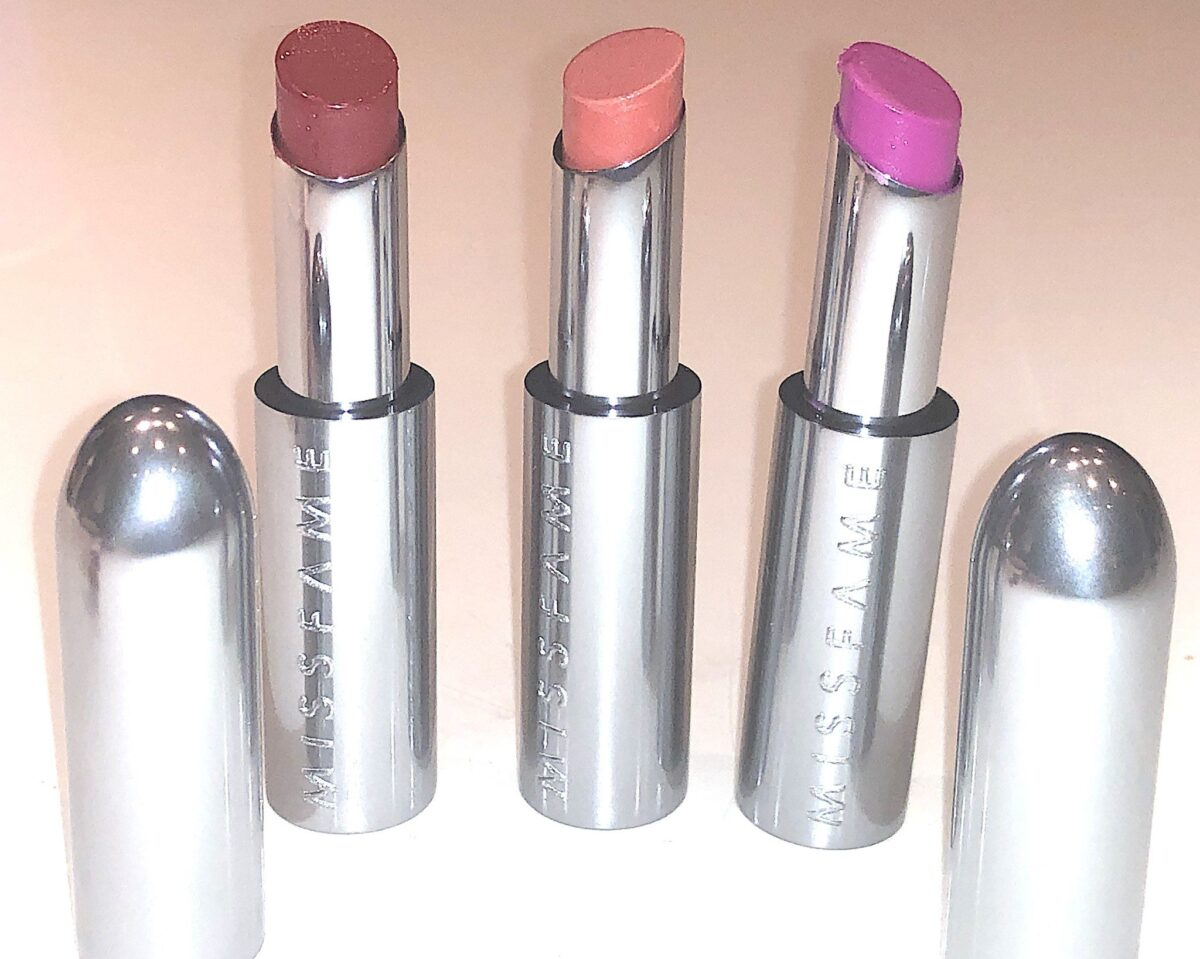 THE MISS FAME VOYEUR CREAM LIPSTICK TUBES