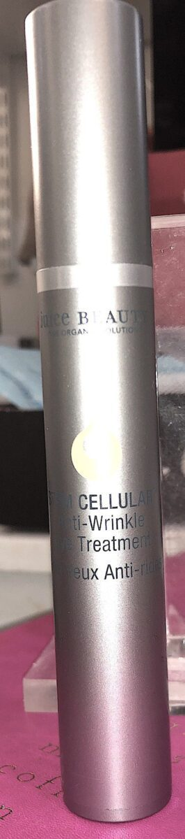 SILVER BEAUTY STEM CELLULAR ANTI WRINKLE EYE TREATMENT