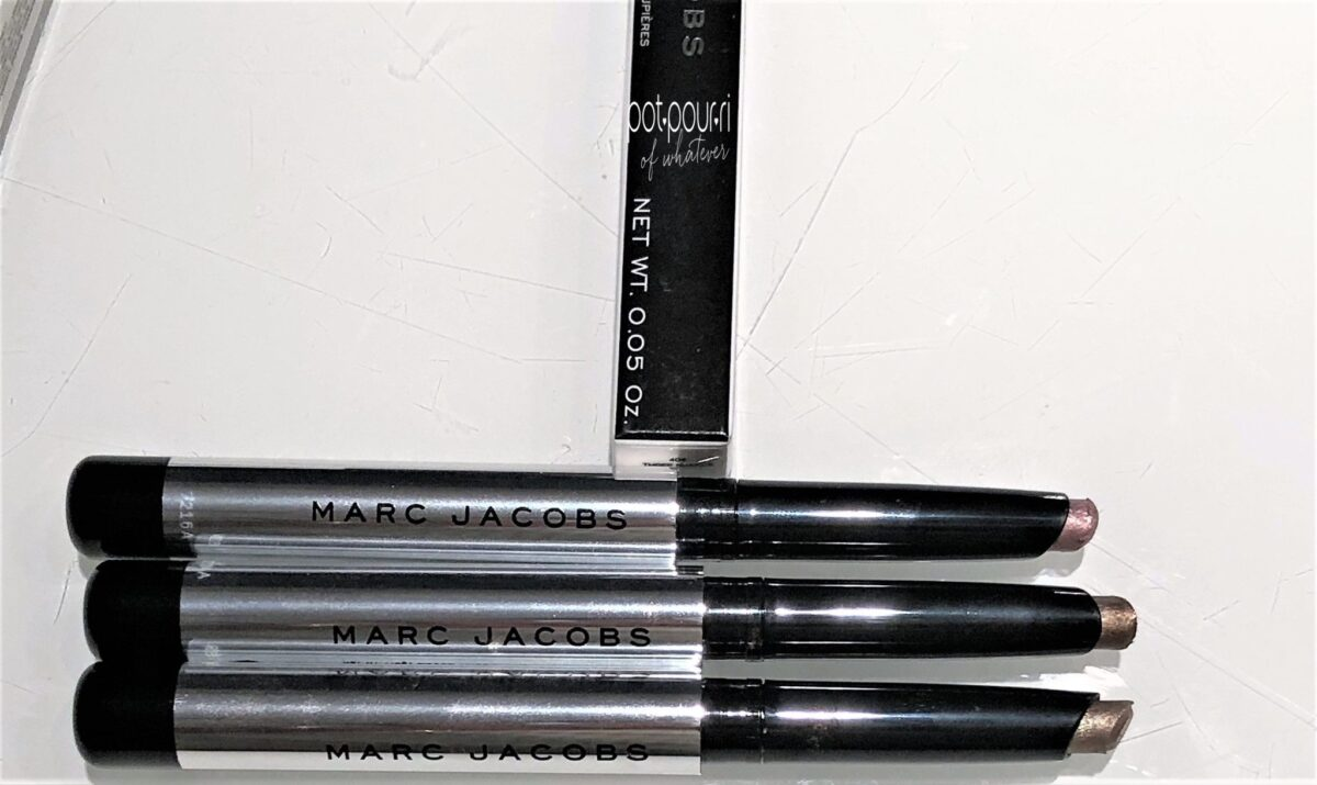MARC JACOBS TWINKLE POP TRIO PENS