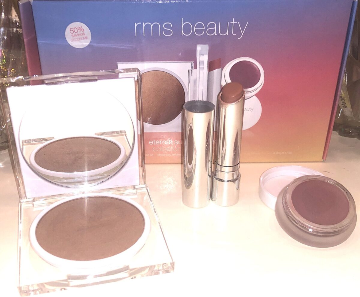 RMS BEAUTY ETERNAL SUNSET COLLECTION FULL SIZED PRODUCTS
